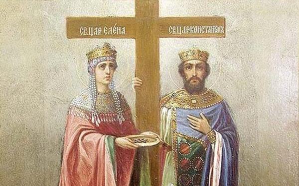Церковная политика императора Константина.